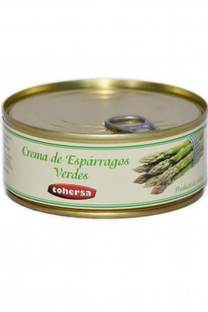 Crema de Espárragos Verdes_